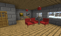 Мод Jemmy Furniture для minecraft 1.4.7 [SMP]